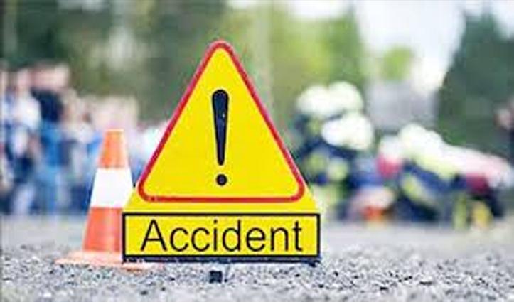 Shimla : मशोबरा के पास कार दुर्घटनाग्रस्त, दो की मौके पर गई जान – 4 IGMC में भर्ती