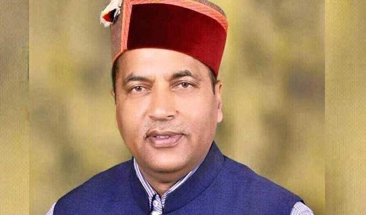 घर पहुंचे CM Jai Ram, कल पत्नी साधना ठाकुर के साथ मुरहाग पंचायत में डालेंगे वोट
