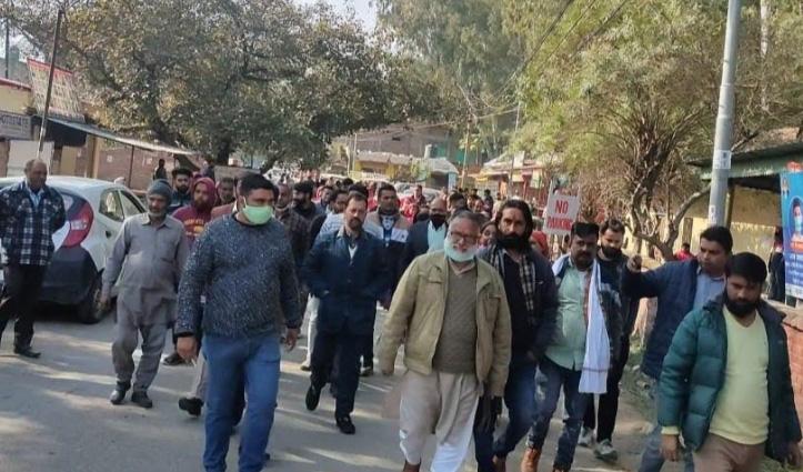 Kangra : एसडीएम फतेहपुर की मुख्य चुनाव अधिकारी से शिकायत, क्या है पूरा मामला- जानिए