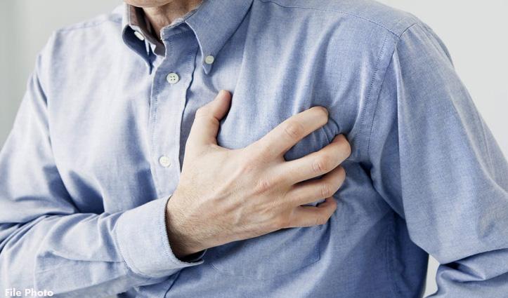 रिश्तेदारों के घर से लौट रहे व्यक्ति को HRTC Bus में आया Heart Attack, गई जान
