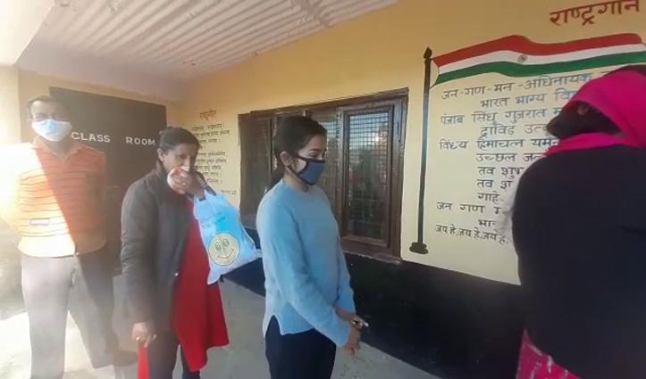 Panchayat Election:अंतिम चरण के मतदान के लिए युवाओं ने भी दिखाया जोश
