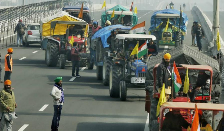 Tractor rally में गड़बड़ी के लिए पाकिस्तान से चलाए जा रहे Twitter Handel : दिल्ली पुलिस