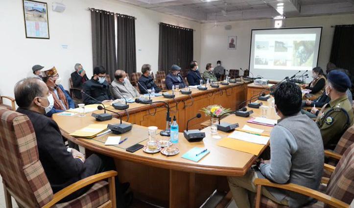 CM Jairam पहुंचे धर्मशाला, बोले-राजस्थान व एमपी से होकर आए प्रवासी पक्षियों से फैला  Bird Flu