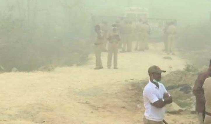 #Karnataka में विस्फोट से कई लोगों की गई जान, पीएम मोदी ने जताया दुख