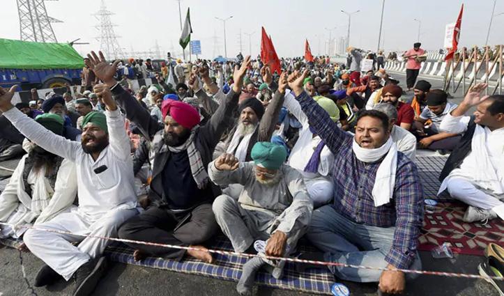 #FarmersProtest : SC ने सरकार को लगाई फटकार, CJI बोले – आप कानूनों को रोकेंगे या हम कदम उठाएं