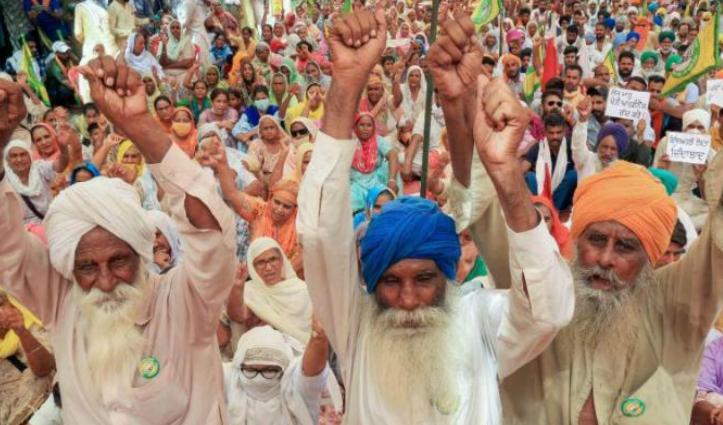 Farmers_Protest सिंघु बॉर्डर पर किसान ने की आत्महत्या, अब तक 50 से ज्यादा किसानों की मौत