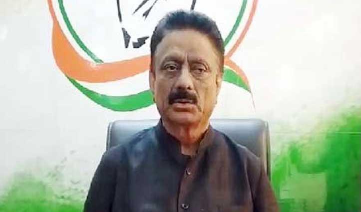 राठौर बोले, हार से बौखलाई BJP, महापौर व उपमहापौर बनाने के लिए घोंट रही लोकतंत्र का गला