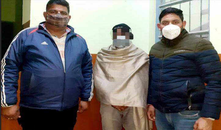कुल्लू पुलिस ने चंडीगढ़ से वांछित अपराधी को किया गिरफ्तार