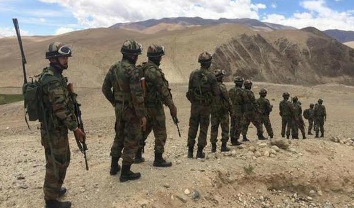 भारतीय सीमा में घुसा चीनी सैनिक, Indian Army ने लद्दाख में पैंगॉन्ग त्सो झील के पास पकड़ा