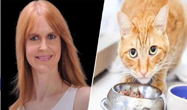 ये अमीर महिला खा जाती है बिल्ली का खाना, वजह जानकर हैरान हो जाएंगे आप