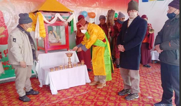 पूर्ण राज्यत्व दिवस पर स्नो फेस्टिवल का आगाज, दिखेगी Lahaul की संस्कृति