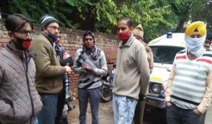 Rewari में व्यापारी की आंखों में मिर्च पाउडर फेंक लूटे तीन लाख रुपये