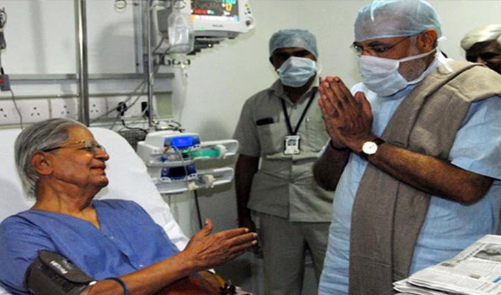 कांग्रेस के वरिष्ठ नेता Madhav Singh Solanki नहीं रहे, पीएम मोदी-राहुल गांधी ने जताया शोक