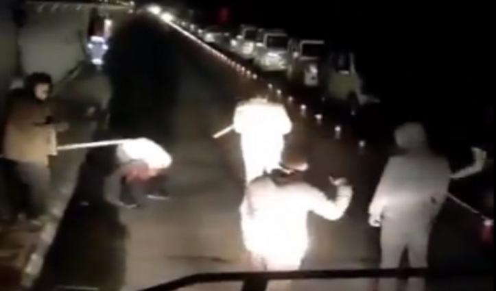#Atal_Tunnel में पर्यटक की पिटाई मामलाः पुलिस ने बिठाई जांच, डीएसपी मनाली को सौंपा जिम्मा
