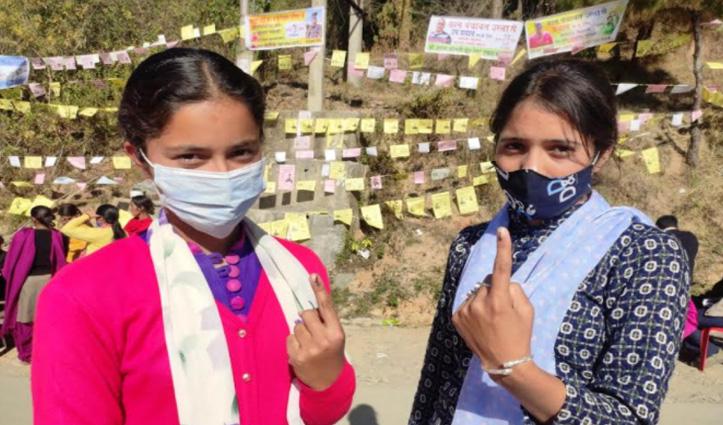 Panchayat Election: तीसरे चरण में 80 फीसदी से ज्यादा मतदान, महिलाओं ने मारी बाजी