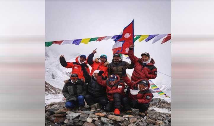 Nepal के पर्वतारोहियों ने रचा इतिहास, सर्दियों में फतह की दुनिया की दूसरी सबसे ऊंची चोटी K2