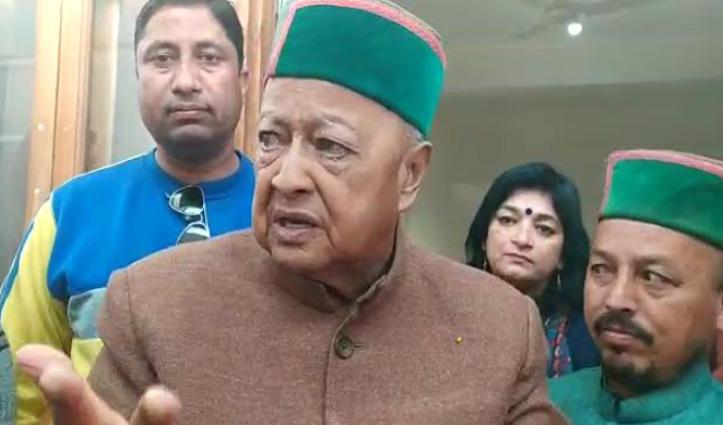 आगामी विधानसभा चुनाव लड़ने को लेकर Virbhadra Singh का बड़ा ऐलान, गद्दारों पर बरसे