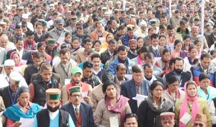 इस बार CM Jairam Thakur नहीं दिलवाएंगे प्रधान-उपप्रधान को शपथ, जानें कब होगी Oath Taking Ceremony