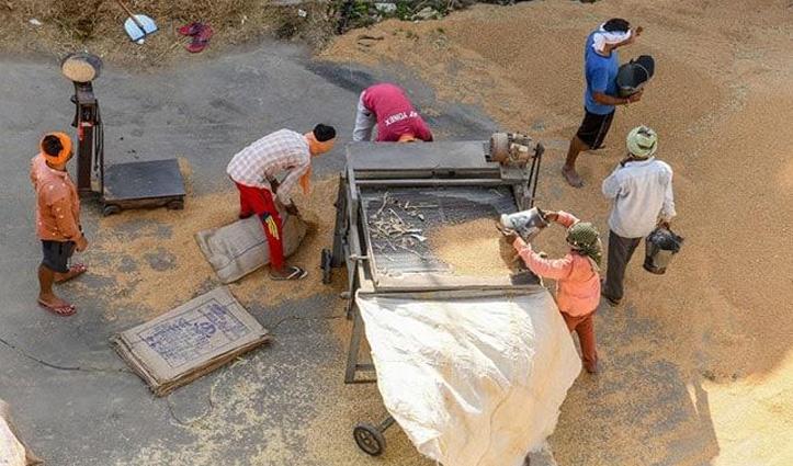 Punjab में 40 जगह CBI Raid, गोदामों पर दी गई दबिश, भरे जा रहे गेहूं-चावल के सैंपल