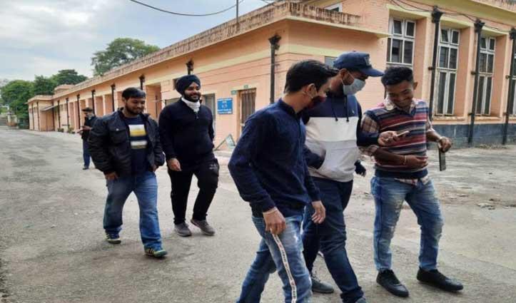 #Punjab में 21 से खुलेंगे कॉलेज, छात्रों का फिजिकली प्रेजेंट रहने के लिए नहीं कर सकते मजबूर