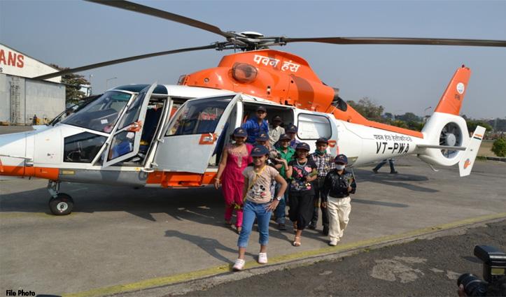 Himachal: पवन हंस कंपनी उड़ान दो के तहत दे रही बड़ा ऑफर, पहले दो टिकट खरीदने पर मिलेगी 60 फीसदी छूट