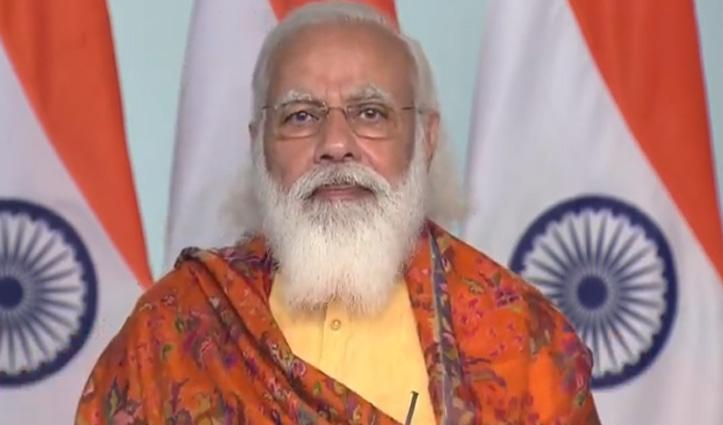 स्वामी विवेकानंद की जयंती पर बोले PM Modi – वंशवाद के खात्मे को राजनीति में आएं युवा
