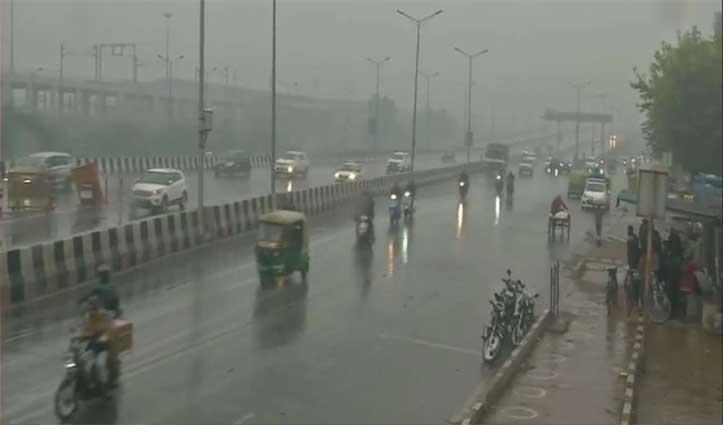 #Delhi समेत उत्तर भारत में बढ़ा ठंड का प्रकोप, आज से 5 January तक मौसम खराब रहने की संभावना