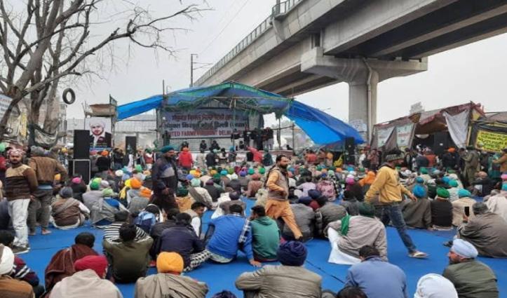 #TractorRally में निकलेंगे एक लाख ट्रैक्टर, किसान संगठनों ने किया दावा