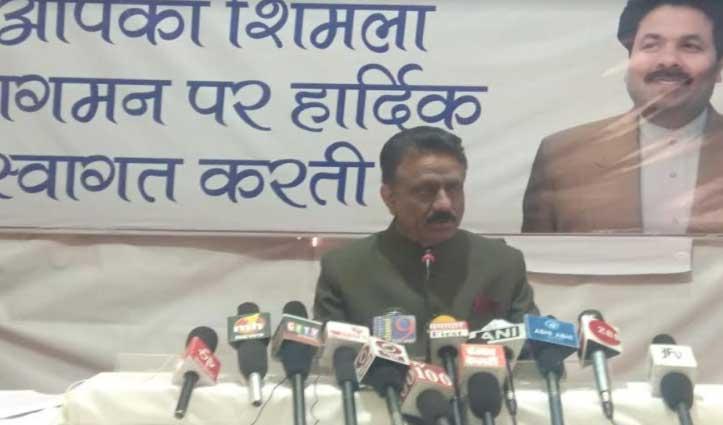 राठौर के निशाने पर HPU में नियुक्तियां, धांधली का जड़ा आरोप- आंदोलन को चेताया