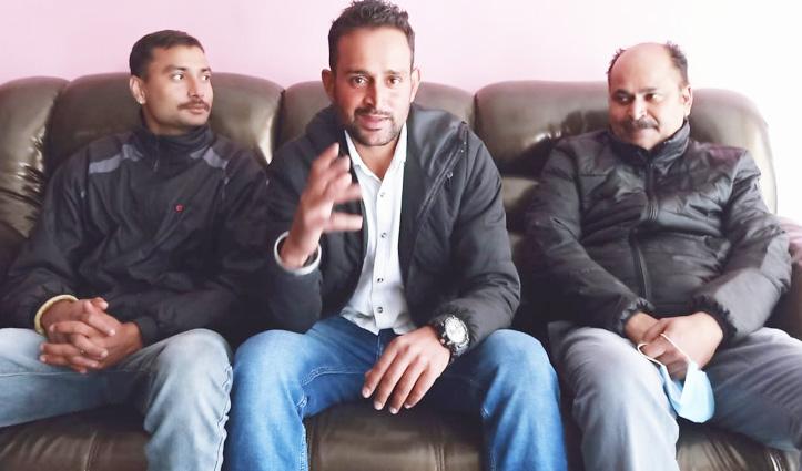 ब्लॉक युवा कांग्रेस अध्यक्ष ने BJP MLA मुलखराज प्रेमी पर लगाए गंभीर आरोप, जाने क्या बोले