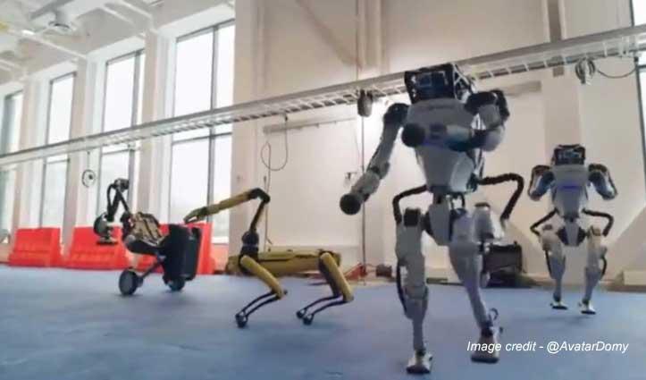 'डू यू लव मी' गाने पर Robot ने किया बेहतरीन डांस, Video देख आप भी कहेंगे