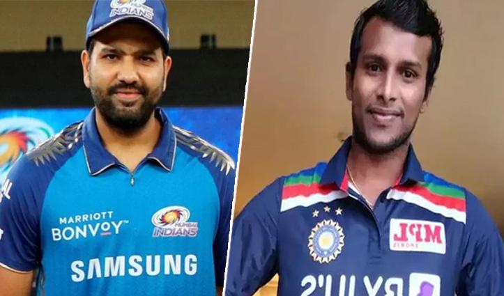 Ind_Vs_Aus:रोहित शर्मा बने उप कप्तान, उमेश की जगह नटराजन टीम में शामिल