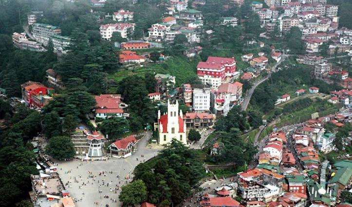 Shimla शहर को स्मार्ट बनाने के प्रयास तेज, शहर का होगा सौंदर्यीकरण