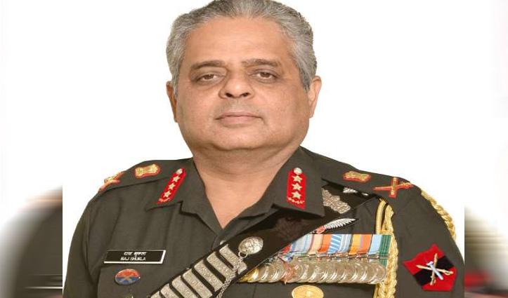 Republic Day : लेफ्टिनेंट जनरल राज शुक्ला को परम विशिष्ट सेवा मेडल से किया सम्मानित