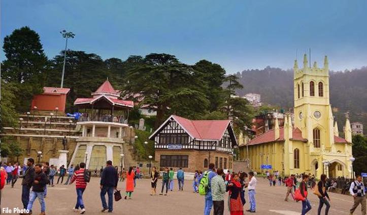 Shimla: रिज पर पर्यटकों ने मोदी और BJP के खिलाफ क्यों लगाए नारे- जाने