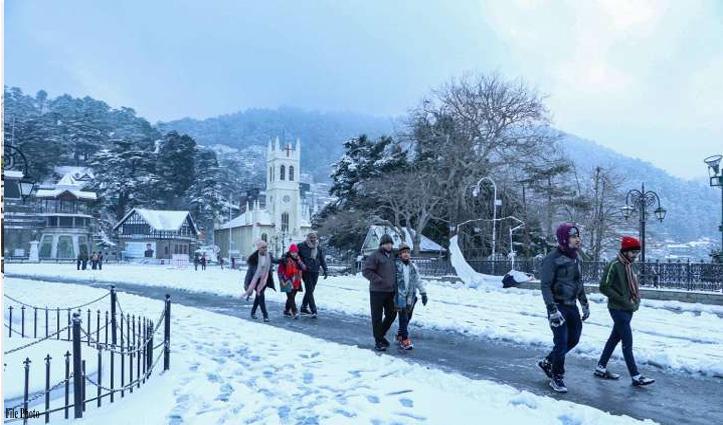 Shimla में 15 साल बाद जनवरी में नहीं गिरी बर्फ, जाने प्रदेश में अब कब होगा Snowfall