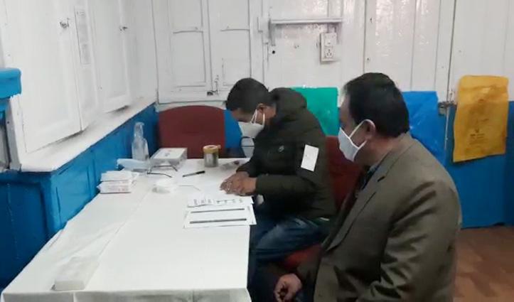 Himachal में कोरोना वैक्सीन का Dry Run, कुल 75 लोगों पर किया गया Trial