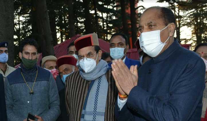 #Jairam बोले- हिमाचल ने दिसंबर 2020 तक राजस्व में 25 प्रतिशत की वृद्धि दर्ज की