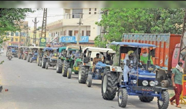 #TractorRally : दिल्ली पुलिस और किसानों के बीच बनी सहमति, सभी बैरकेड खुलेंगे : Yogendra Yadav