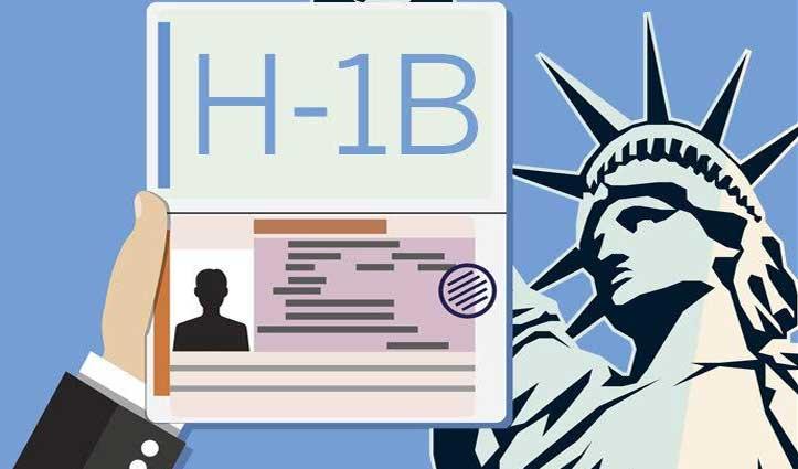 भारतीय IT पेशेवरों को झटका : #Trump ने 31 मार्च तक बढ़ाया H-1B व अन्य कार्य वीजा पर #Ban