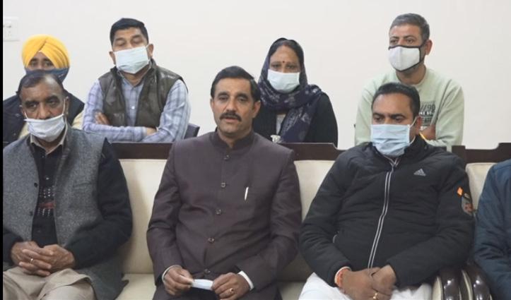 Mukesh के घर में बीजेपी समर्थित उम्मीदवारों की जीत से भाजपाई गदगद