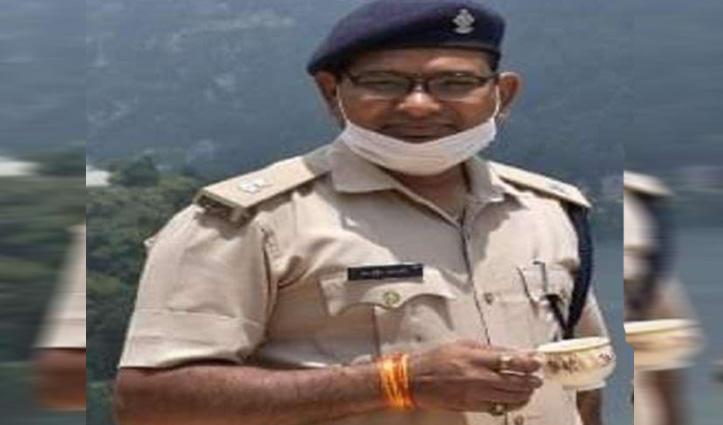 कोरोना संक्रमित 41 साल के एसपी राजीव मोहन का देहांत, CM भी हुए गमगीन