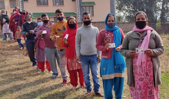 Panchyat Elections पहले चरण का मतदान खत्म, हिमाचल की ये पंचायत रही वोटिंग के मामले में अव्वल