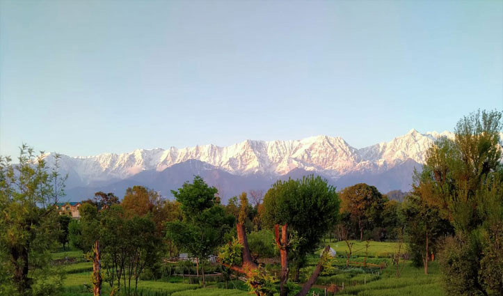 #Himachal में न्यूनतम तापमान बढ़ा, अधिकतम में आई कमी- अभी साफ रहेगा मौसम