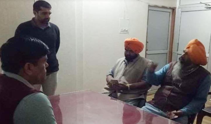 #Punjab : पंजाब कांग्रेस नेता ने कहा, किसान आंदोलन में घुस चुके हैं खालिस्तानी देशद्रोही