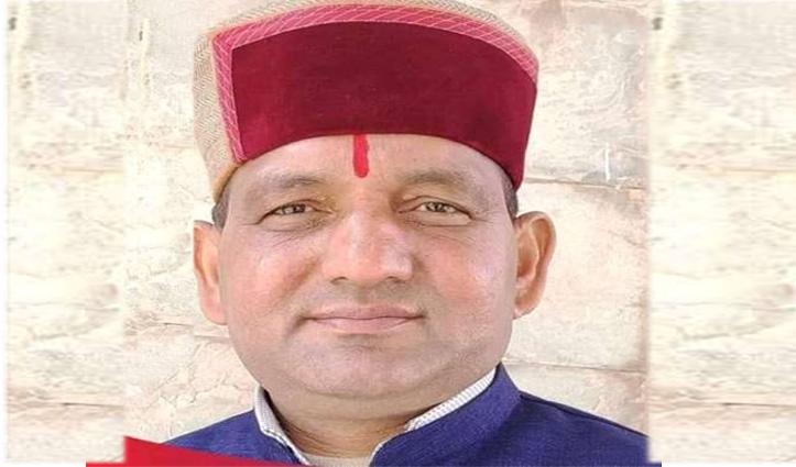Chamba BJP जिला अध्यक्ष योगराज शर्मा का PGI में निधन, CM Jai Ram ने जताया शोक