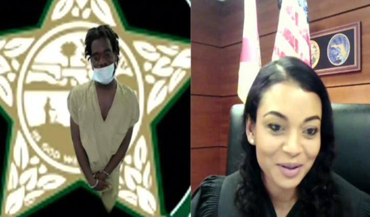 सुनवाई के दौरान आरोपी ने महिला जज से कह दी ये बात, जो बन गई अफसाना