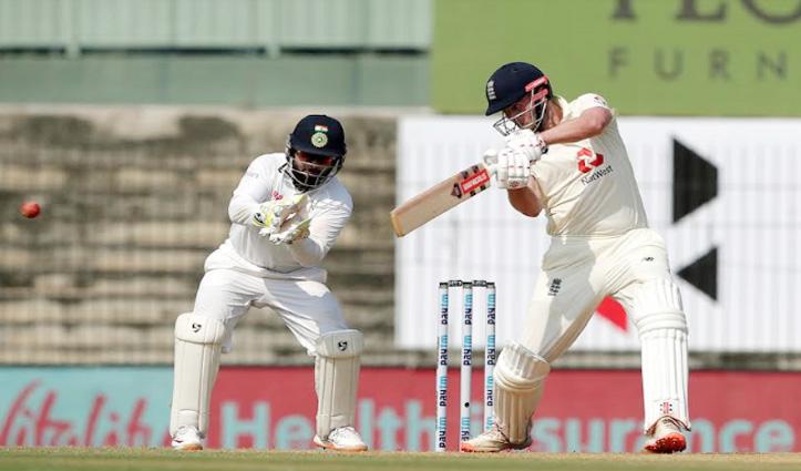 #IndiaVsEngland : इंग्लैंड के कैप्टन जो ने जमाई जड़ें, पहले दिन मजबूत स्थिति में अंग्रेज