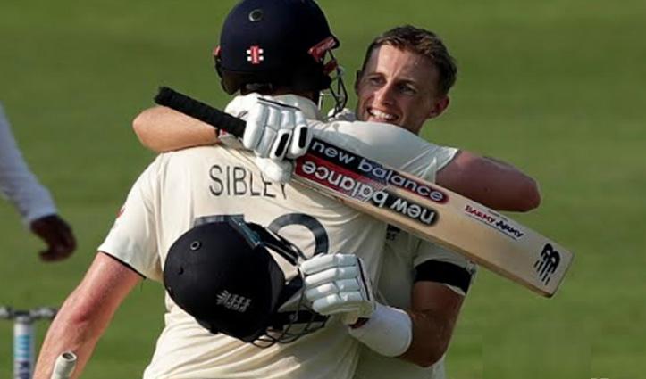 #IndVsEng : जो रूट ने बनाया शतक का अनूठा रिकॉर्ड, ऐसा करने वाले इकलौते बल्लेबाज