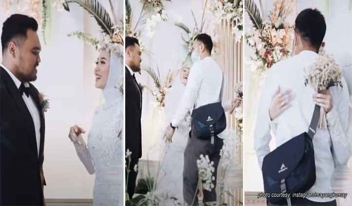 Ex Boyfriend को आखिरी बार गले लगाने के लिए जब दुल्हन ने मांगी दूल्हे से इजाजत, देखें Video